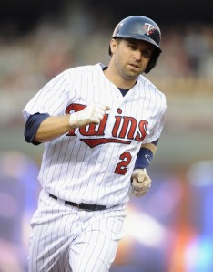 The oddsmakers don't favor Dozier at all.  At +1400, he is just +100 behind both Morneau and Frazier.