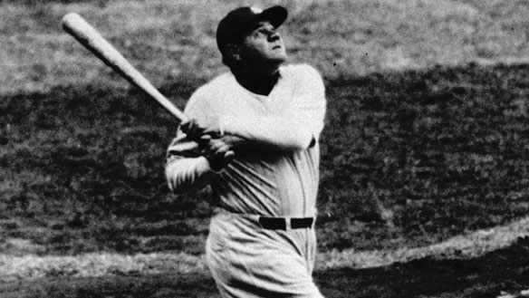 Babe Ruth holds the career record for Multi HR Games with 72 (68 with NYY,3 with BOS (AL) and BOS (NL)).  ALL - Time HR Leader Barry Bonds holds the NL record with 71.