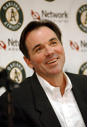 Do you ever wonder how Beane always keeps his team so competitive against economic superweights?  He does this because he doesn't lock up pitchers on long term deals, trades position players before they become too expensive - and takes chances on Free Agents on lesser deals, but more playing time when they come to the Bay Area.  Unbelievably, this team is in the bottom ten for both offensive and defensive payroll, and if it weren't for Jim Johnson, the A's would rank 28th in AL pitching payroll.