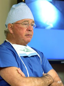 Dr. James Andrews - leading Tommy John surgeon is the new senior leader on this innovative and break through procedure, championed 1st over 40 years ago, and responsible for extending over 700 players careers now.